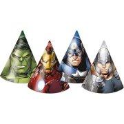 6 Chapeaux Avengers Rassemblement