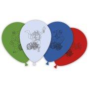 8 Ballons Avengers Rassemblement