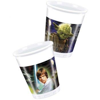 8 Gobelets Star Wars Heroes