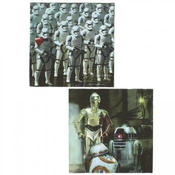 20 Serviettes Star Wars - Le Réveil de la Force