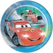 8 Petites Assiettes Cars Ice