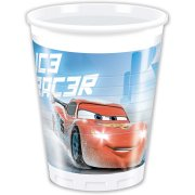 8 Gobelets Cars Ice