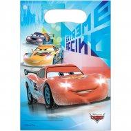 6 Pochettes Cadeaux Cars Ice