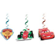 3 D�corations � Suspendre Cars Ice
