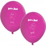 8 Ballons Masha et Michka