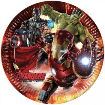 Maxi Boîte à fête Avengers 2 Ultron