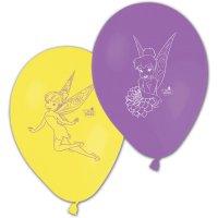 Contient : 1 x 8 Ballons Fairies Magic
