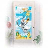 Affiche de Porte Olaf