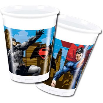 8 Gobelets  Batman vs Superman