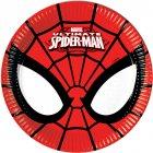 8 Petites Assiettes Ultimate Spiderman Power