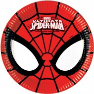 8 Petites Assiettes Ultimate Spiderman Power