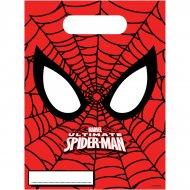 6 Pochettes Cadeaux Ultimate Spiderman Power