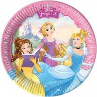 8 Petites Assiettes Princesses Disney Dreaming