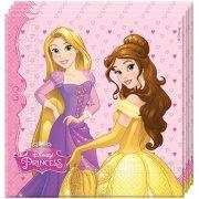 20 Serviettes Princesses Disney Dreaming