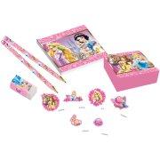 4 Sets Papeterie Princesses Disney