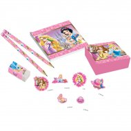 4 Sets Papeterie Princesses Disney