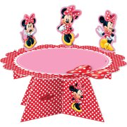 Support à gâteau Minnie Mouse