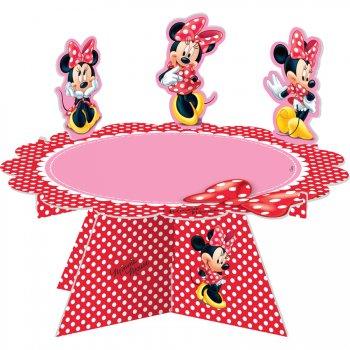 Support à gâteau Minnie Mouse