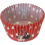 24 Caissettes à Cupcakes Minnie Mouse