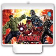 Bougie Plaquette Avengers 2 Ultron