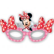 6 Masques Loup Minnie Café