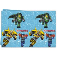 Contient : 1 x Nappe Transformers Robots in Disguise