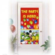 Affiche de Porte Mickey
