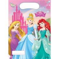 Contient : 1 x 6 Pochettes Cadeaux Princesses Disney Dreaming