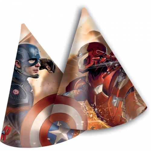 6 Chapeaux Captain America Civil War