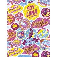 Contient : 1 x Nappe Soy Luna