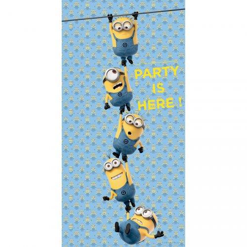 Affiche de Porte Lovely Minions