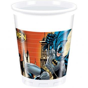 8 Gobelets Batman Dark Hero
