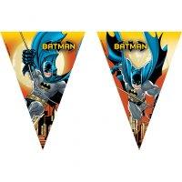 Contient : 1 x Guirlande fanions Batman Dark Hero
