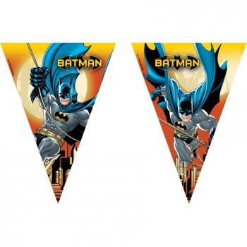 Guirlande fanions Batman Dark Hero