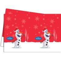 Contient : 1 x Nappe Olaf Christmas