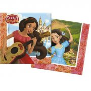 20 Serviettes Elena d'Avalor