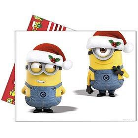 Nappe Minions Christmas