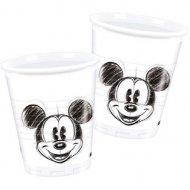 25 Gobelets Mickey Vintage