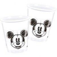Contient : 1 x 25 Gobelets Mickey Vintage