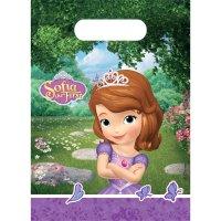 Contient : 1 x 6 Pochettes Cadeaux Princesse Sofia et la Licorne