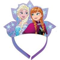Contient : 1 x 4 Couronnes Reine des Neiges Frozen