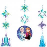 3 Déco à Suspendre Reine des Neiges Frozen