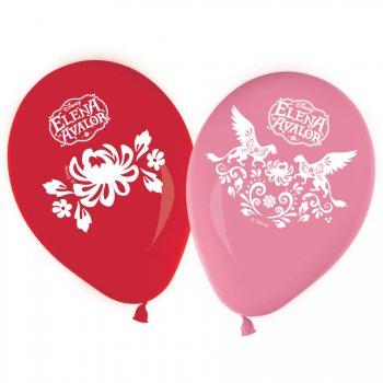 8 Ballons Elena d Avalor