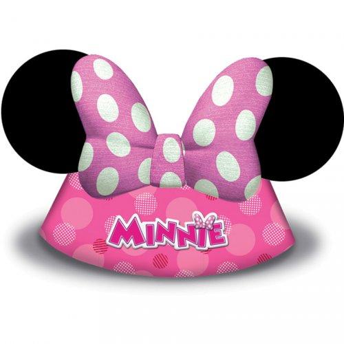 6 Oreilles et Noeuds Minnie Happy