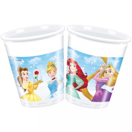 8 Gobelets Princesses Disney Loving