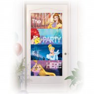 Affiche de Porte Princesses Disney Loving