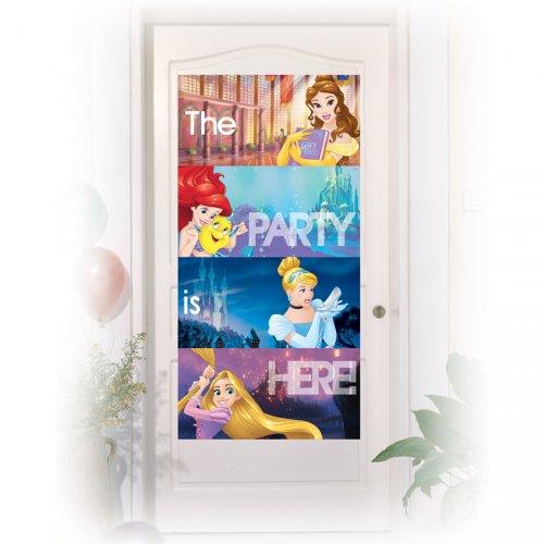 Affiche de Porte Princesses Disney Loving