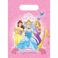 6 Pochettes Cadeaux Princesses Disney Loving
