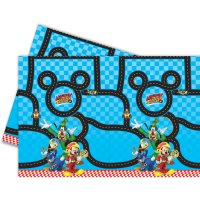 Contient : 1 x Nappe Mickey et Donald Racing