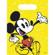 6 Pochettes Cadeaux Mickey Super Cool